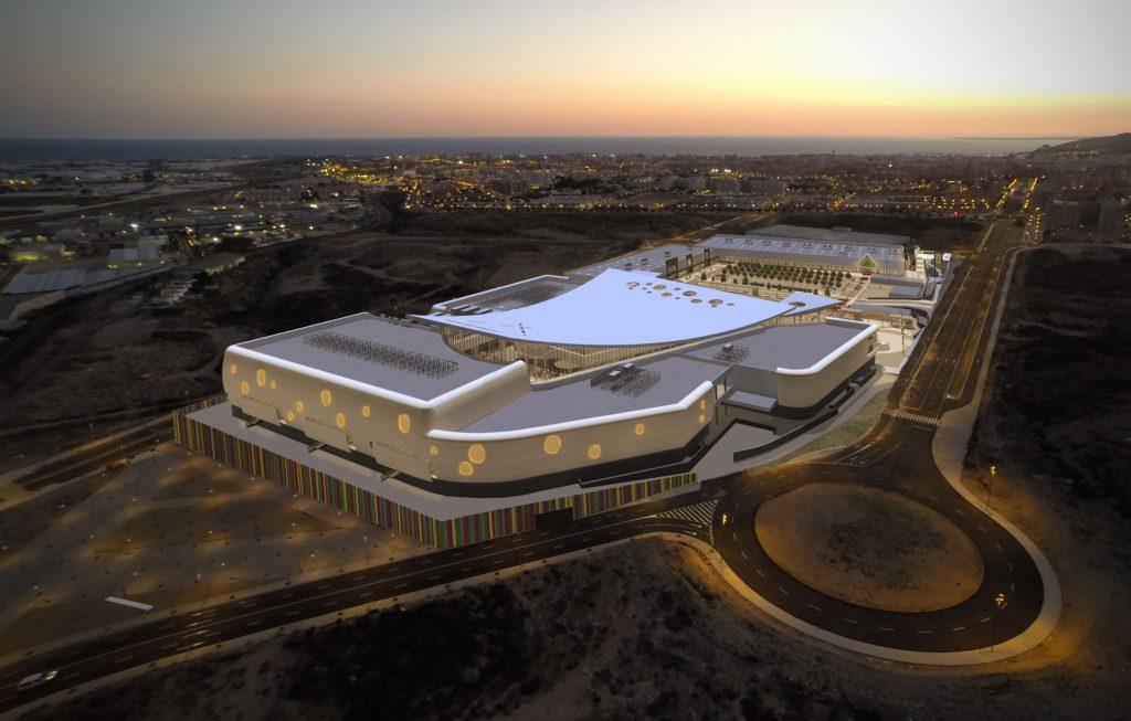 Centro comercial Almería